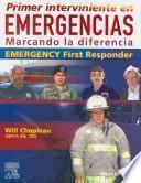 Libro de Primer Interviniente En Emergencias