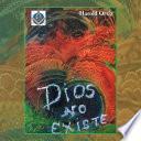 Libro de Dios No Existe