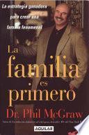 Libro de La Familia Es Primero