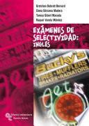 Libro de Exámenes De Selectividad: Inglés
