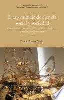 Libro de El Ensamblaje De Ciencia Social Y Sociedad