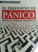 Libro de El Trastorno De Pánico