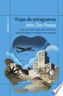 Libro de Viajes De Entreguerras