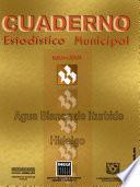 Libro de Agua Blanca De Iturbide Hidalgo. Cuaderno Estadístico Municipal 2001