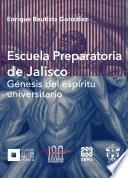 Libro de Escuela Preparatoria De Jalisco