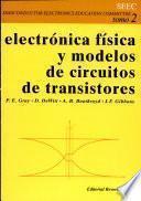 Libro de Electrónica Física Y Modelos De Circuitos De Transistores