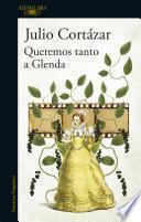 Libro de Queremos Tanto A Glenda