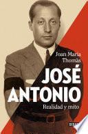 Libro de José Antonio