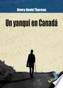 Libro de Un Yanqui En Canadá