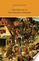 Libro de Tratado De La Naturaleza Humana