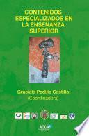 Libro de Contenidos Especializados En La Enseñanza Superior