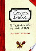 Libro de Cocina Indie