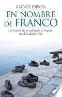 Libro de En Nombre De Franco