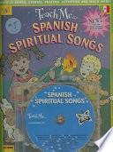 Libro de Teach Me Spanish Spiritual Songs