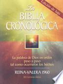 Libro de La Biblia Cronológica