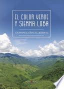 Libro de El Color Verde Y Sierra Loba