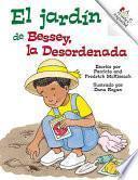 Libro de El Jardin De Bessey, La Desordenada