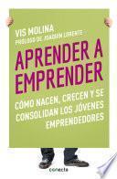 Libro de Aprender A Emprender