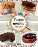 Libro de Tartas Del Mundo