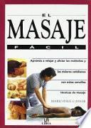Libro de El Masaje Fácil