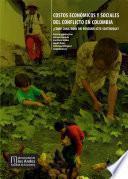 Libro de Costos Económicos Y Sociales Del Conflicto En Colombia