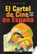 Libro de El Cartel De Cine En España