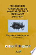 Libro de Procesos De Aprendizaje De Vanguardia En La Enseñanza Superior