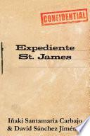 Libro de Expediente St. James