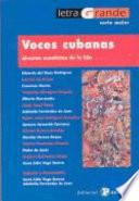 Libro de Voces Cubanas