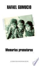 Libro de Memorias Prematuras