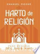 Libro de Harto De Religión