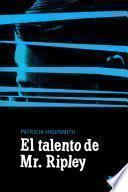 Libro de El Talento De Mr. Ripley