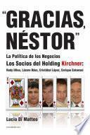 Libro de Gracias, Néstor