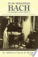Libro de Juan Sebastian Bach