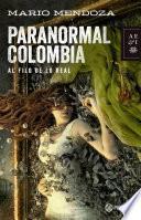 Libro de Paranormal Colombia
