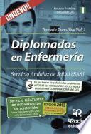 Libro de Diplomados En Enfermería Del Sas. Temario Específico. Volumen 1