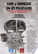 Libro de Cine Y Derecho En 21 Películas