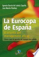 Libro de La Eurocopa De España