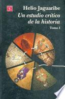 Libro de Un Estudio Crítico De La Historia