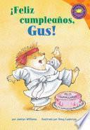 Libro de Feliz Cumpleanos, Gus!