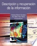 Libro de Descripción Y Recuperación De La Información