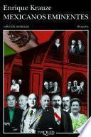 Libro de Mexicanos Eminentes