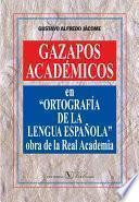 Libro de Gazapos Académicos