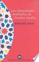 Libro de Las Identidades Múltiples De Oriente Medio