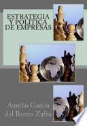 Libro de Estrategia Y Politica De Empresas