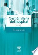 Libro de Gestión Diaria Del Hospital