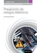 Libro de Prevención De Riesgos Eléctricos