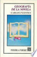 Libro de Geografía De La Novela