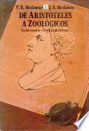 Libro de De Aristóteles A Zoológicos
