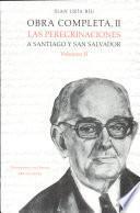 Libro de Las Peregrinaciones A Santiago Y San Salvador
